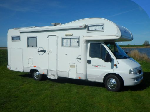 Fiat Ducato Granduca Garage XL